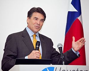 Rick Perry - Governor Perry speaking at the Houston Technology Center in 2010