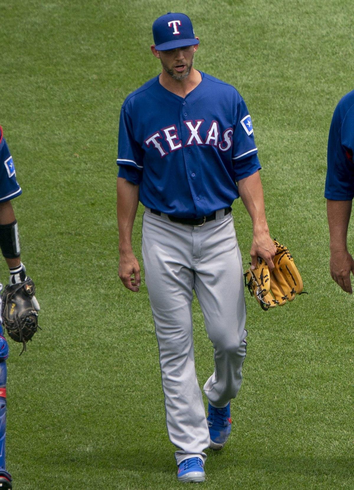 マイク・マイナー (野球) - Wikipedia