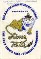 The 1963 Lion's Tale-student handbook - DPLA - 43b6b0bcdf3879fcf870f14ead7b4027.pdf