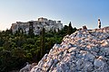 The Acropolis from the Areopagus on July 22, 2019.jpg