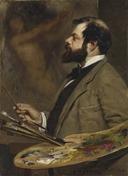 The Artist Ernst Josephson (Axel Borg) - Nationalmuseum - 23493.tif