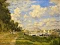 The Basin at Argenteuil by Claude Monet - Musée d'Orsay, Paris - Joy of Museums.jpg