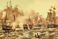 The Battle of Lake Erie, Commodore... - J. Perry Newell.png