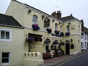 Cockermouth - The Bitter End, Kirkgate