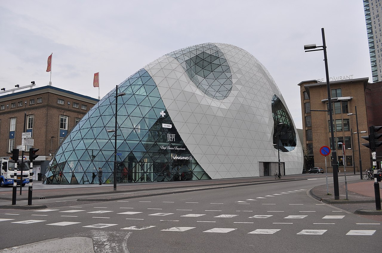 file the blob in eindhoven  netherlands jpg