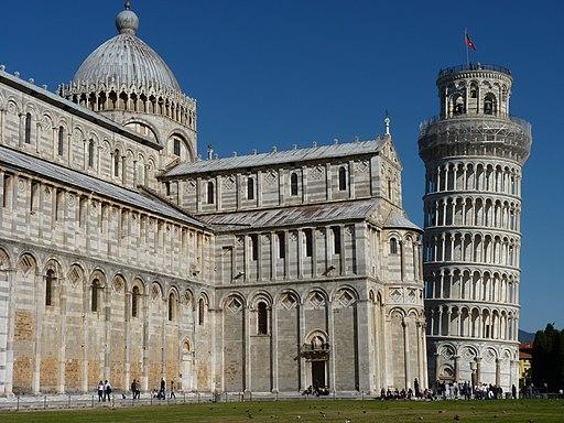 beroemde plekken in italië