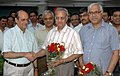The Chief Election Commissioner, Shri N. Gopalaswami being given a warm farewell at a function, in New Delhi on April 20, 2009 (1).jpg