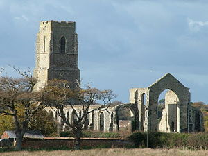 Covehithe - Image: The Church, Covehithe