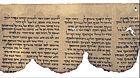 The Commentary on Habakkuk Scroll (1QpHab) Written in Hebrew - Google Art Project.jpg