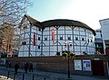 The Globe Theatre from the Queen's Path, Thames - geograph.org.uk - 2280082.jpg