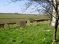 The Graveyard at Aughton Church - geograph.org.uk - 388511.jpg
