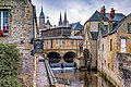 The Historic Center of Bayeux, Normandy.jpg