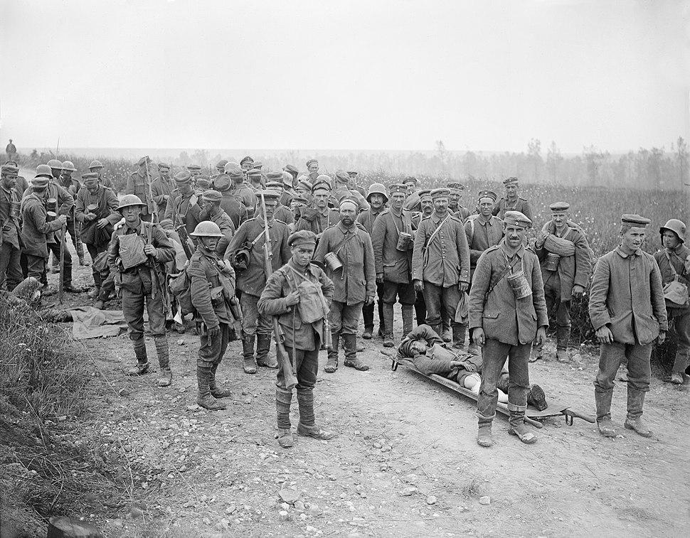 The Hundred Days Offensive, August-november 1918 Q6917