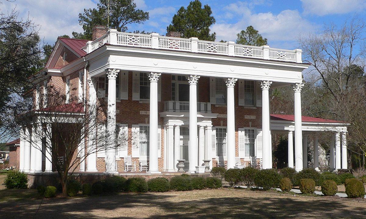 The Manor Bishopville South Carolina Wikipedia