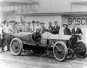 Howard Carpenter Marmon - The Wasp, driven by Ray Harroun in the Indianapolis 500