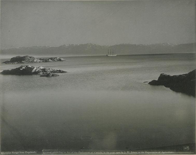 File:The Olympian Range, from Esquimalt (HS85-10-11325).jpg