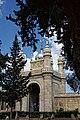 The Ottoman Muslim Cemetery in Malta, Marsa. Fragment photo of minaret.jpg