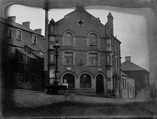 The Post Office, Abertillery