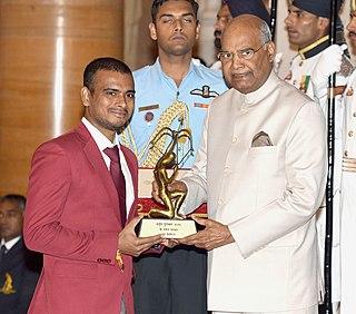 Manoj Sarkar Indian para-badminton player