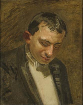 Walter Schlichter - Image: The Referee Portrait of H Walter Schlichter