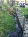 The River Yar in Whitwell.JPG