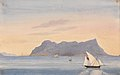 The Rock of Gibraltar from Algeciras (Spain).jpg