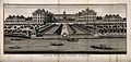 The Royal Hospital, Chelsea; viewed from the Surrey bank wit Wellcome V0012925.jpg