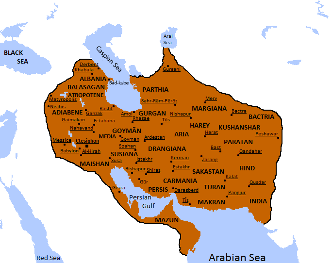 The Sasanian Empire on the eve of the Final Roman-Persian War