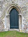 The church of SS Peter and Paul in Shropham - C13 north doorway - geograph.org.uk - 1761345.jpg