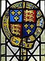 The church of St Ethelbert in East Wretham - C16 stained glass - geograph.org.uk - 1758756.jpg