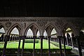The cloister - Mont St Michel (32922543165).jpg