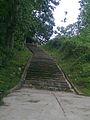 The steps to the tomb of Kyai Kanjeng Elders Trenggalek - panoramio.jpg