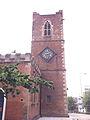 The tower of St Nicholas' Church, Nottingham 01.jpg