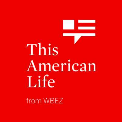Picture of a podcast: This American Life