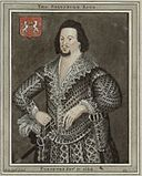 Thomas Salisbury died 1586 by Moses Griffith 02198.jpg
