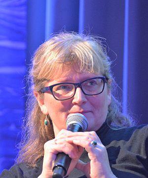 Þórdís Gísladóttir - 'Þórdís Gísladóttir on the Gothenburg Book Fair, 2016