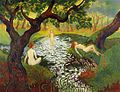 Three Bathers among the Irises (c1900 - Paul Ranson).jpg