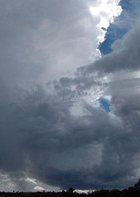 Air-mass thunderstorm - Wikipedia