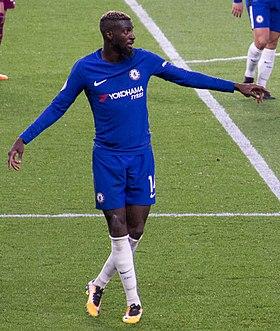 Maillot Domicile AC Milan TIEMOUE' BAKAYOKO