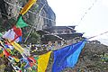 Tiger's Nest or Lair - Paro Buddhist Taktsang Palphug Monastery sacred site in the upper Paro Valley - panoramio.jpg
