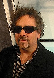 Tim Burton Production Designer