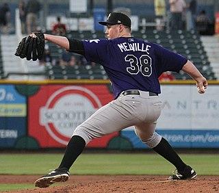 Tim Melville American baseball player