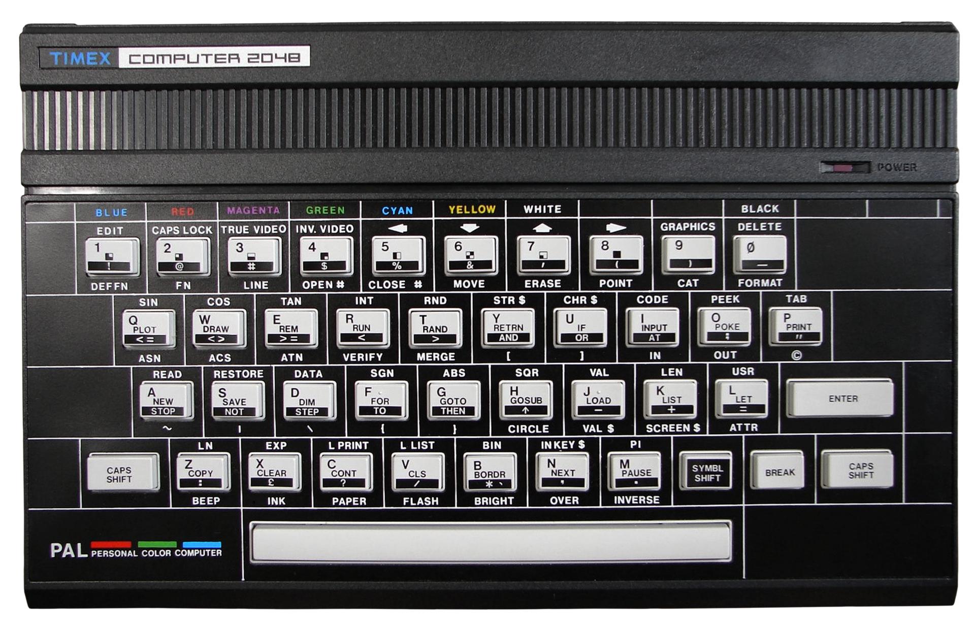 Timex Computer 2048