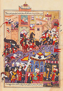 Siege of Balkh (1370)