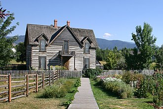Museum of the Rockies - The Tinsley House