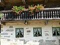 Tittling Museumsdorf - Zaigerhof Balkon.jpg