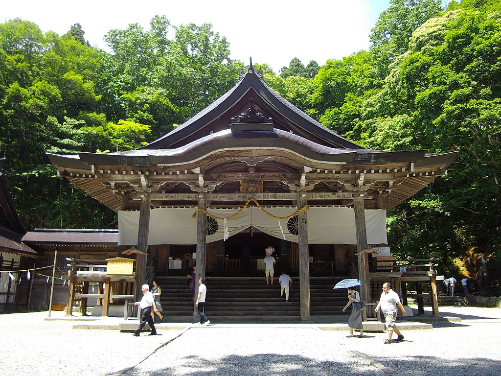 Togakushi Shrine Chu-sha