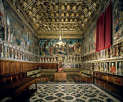 Sala Capitular de la Catedral de Toledo