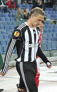 Tomáš Zápotočný Czech footballer