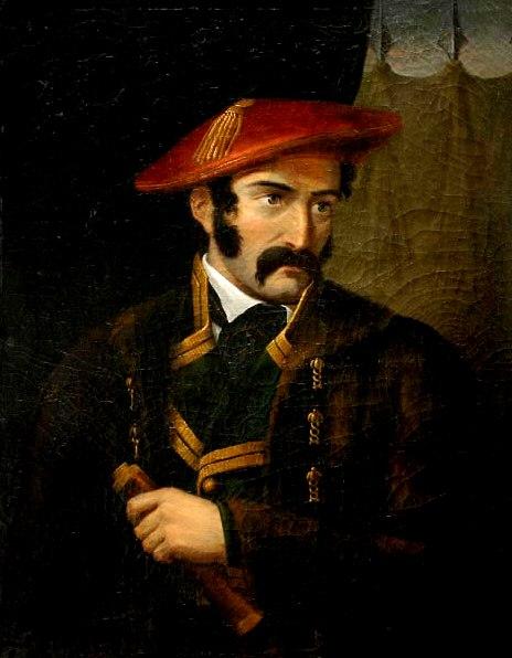 Tomás Zumalacárregui (portrait)